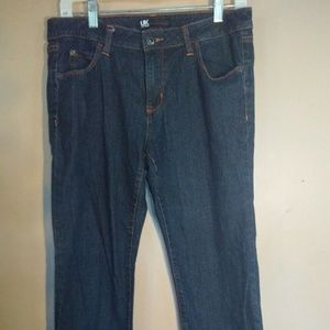 UK Style French Connection 8 Dark Wash Skinny Jean